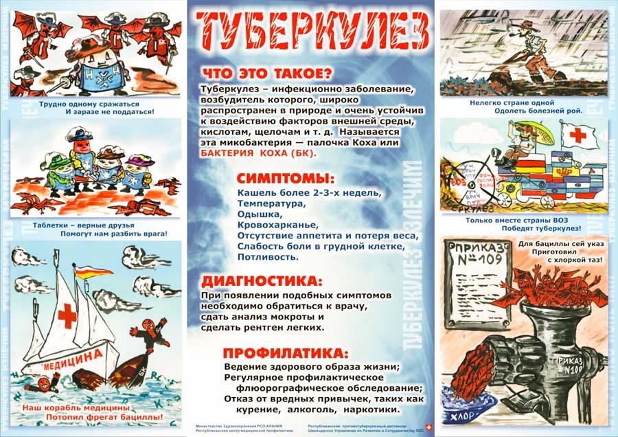 туберкулез рисунки: